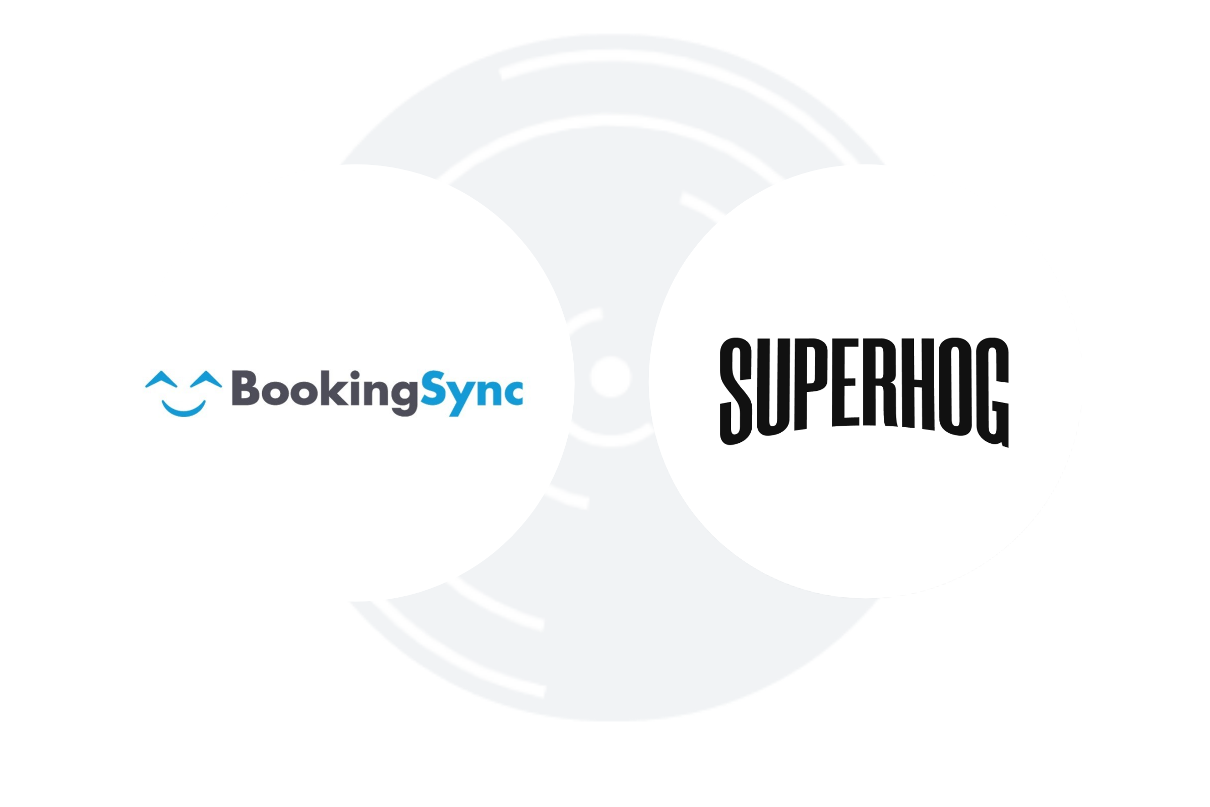 BookingSync and SUPERHOG offer