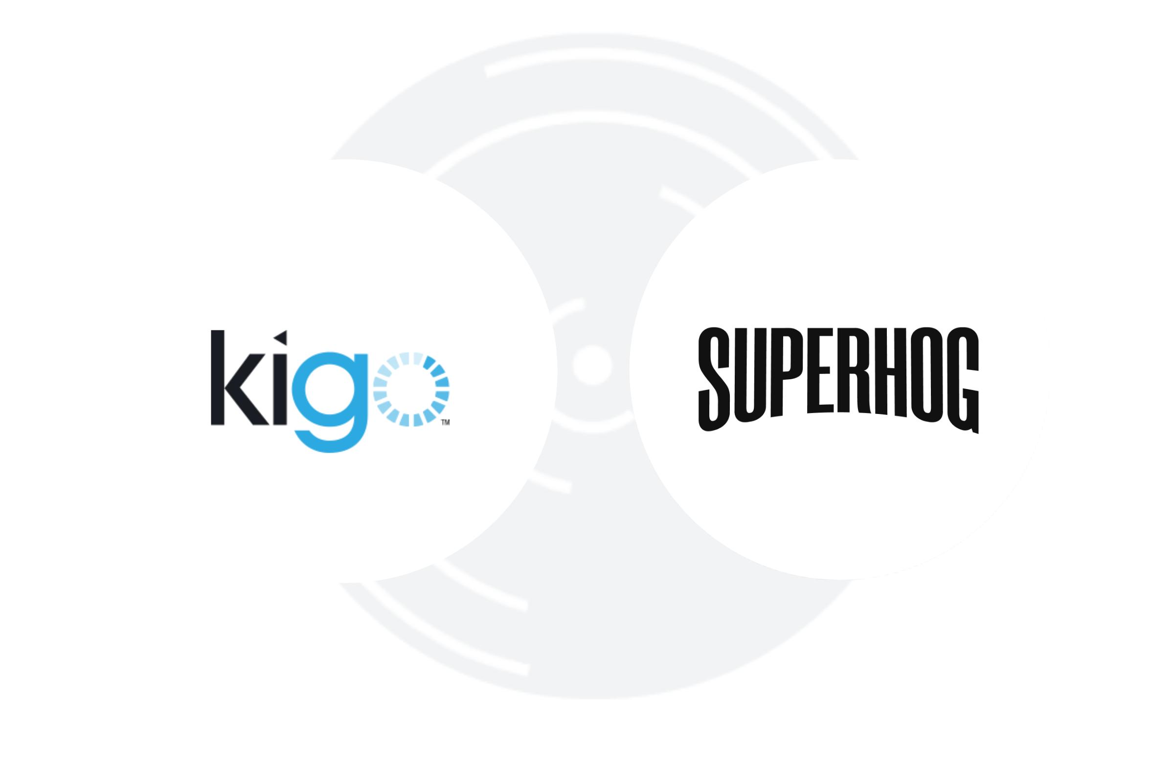 Kigo landing page